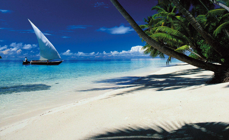 Wysepka Funzi Keys na Oceanie Indyjskim, oddalona o 15 minut lotu z Mombasy. Fot. Private Safaris
