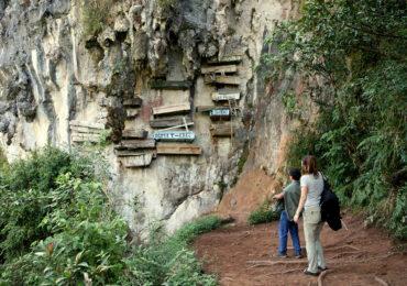 Wiszące trumny, tarasy ryżowe, jaskinie. Cordillera– magiczny region na Filipinach