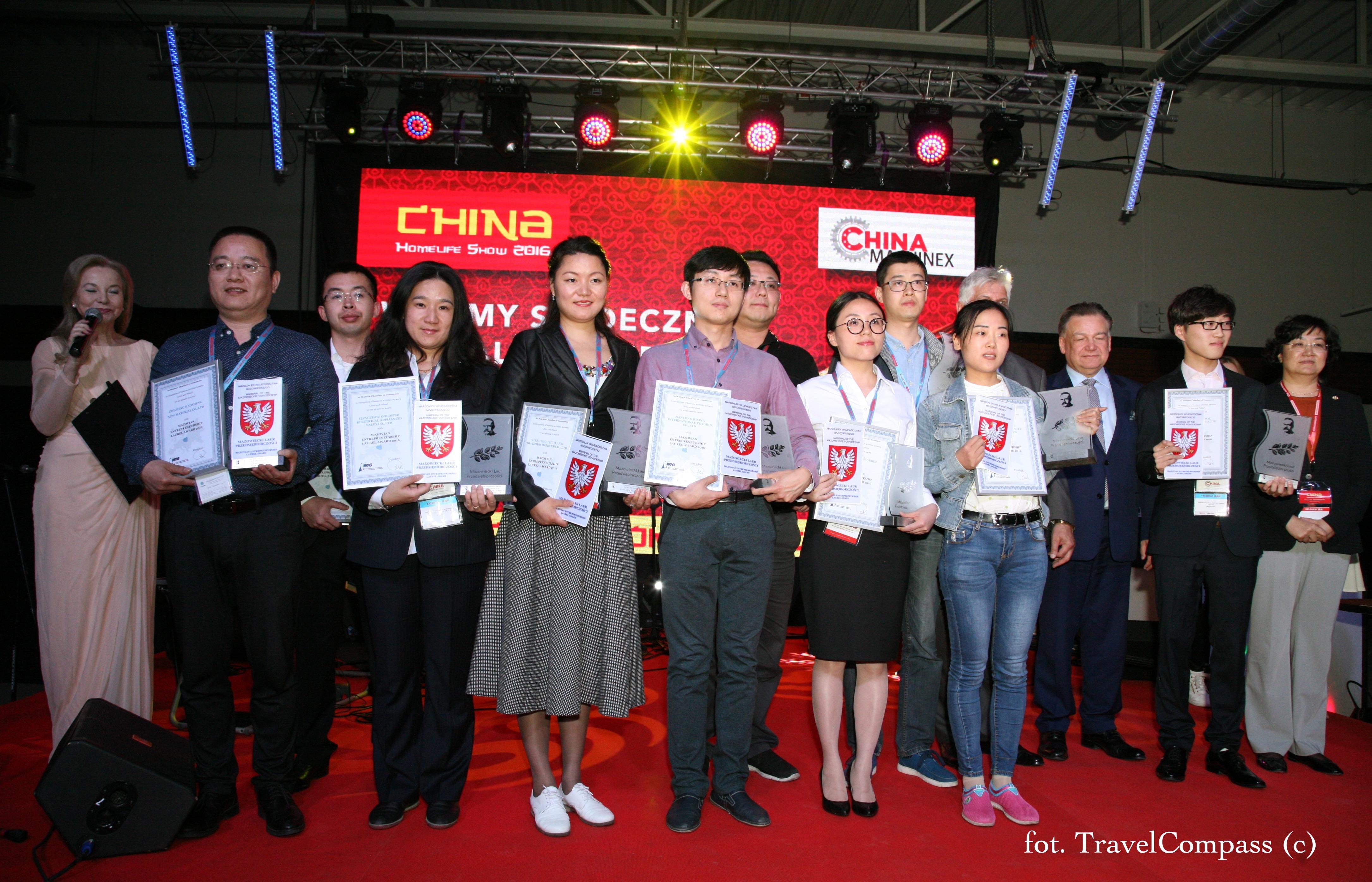 Wielka Gala China Homelife Show