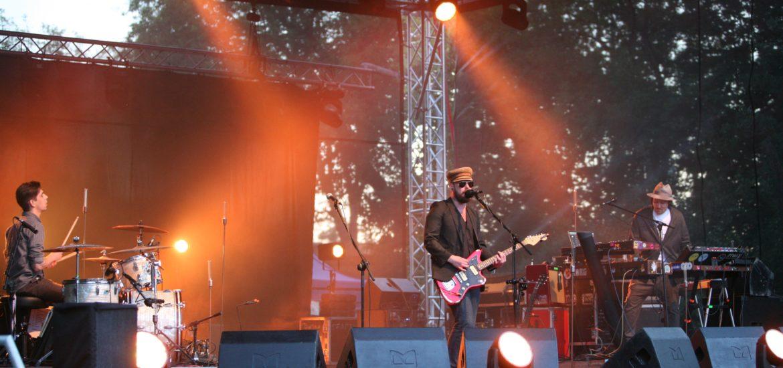 Wielkie muzykowanie w Parku Skaryszewskim