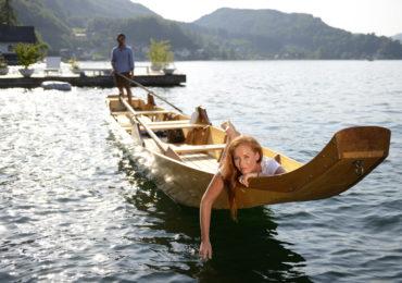 Górna Austria – lato nad jeziorem Traunsee
