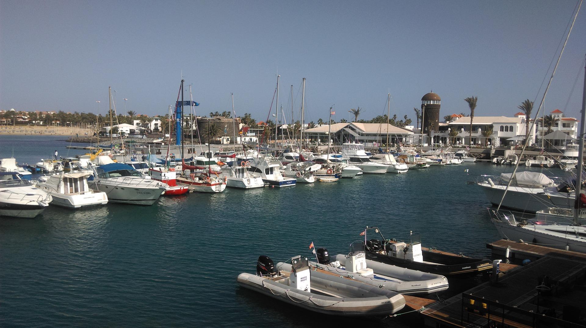 Fuerteventura, Celeta de Fuste