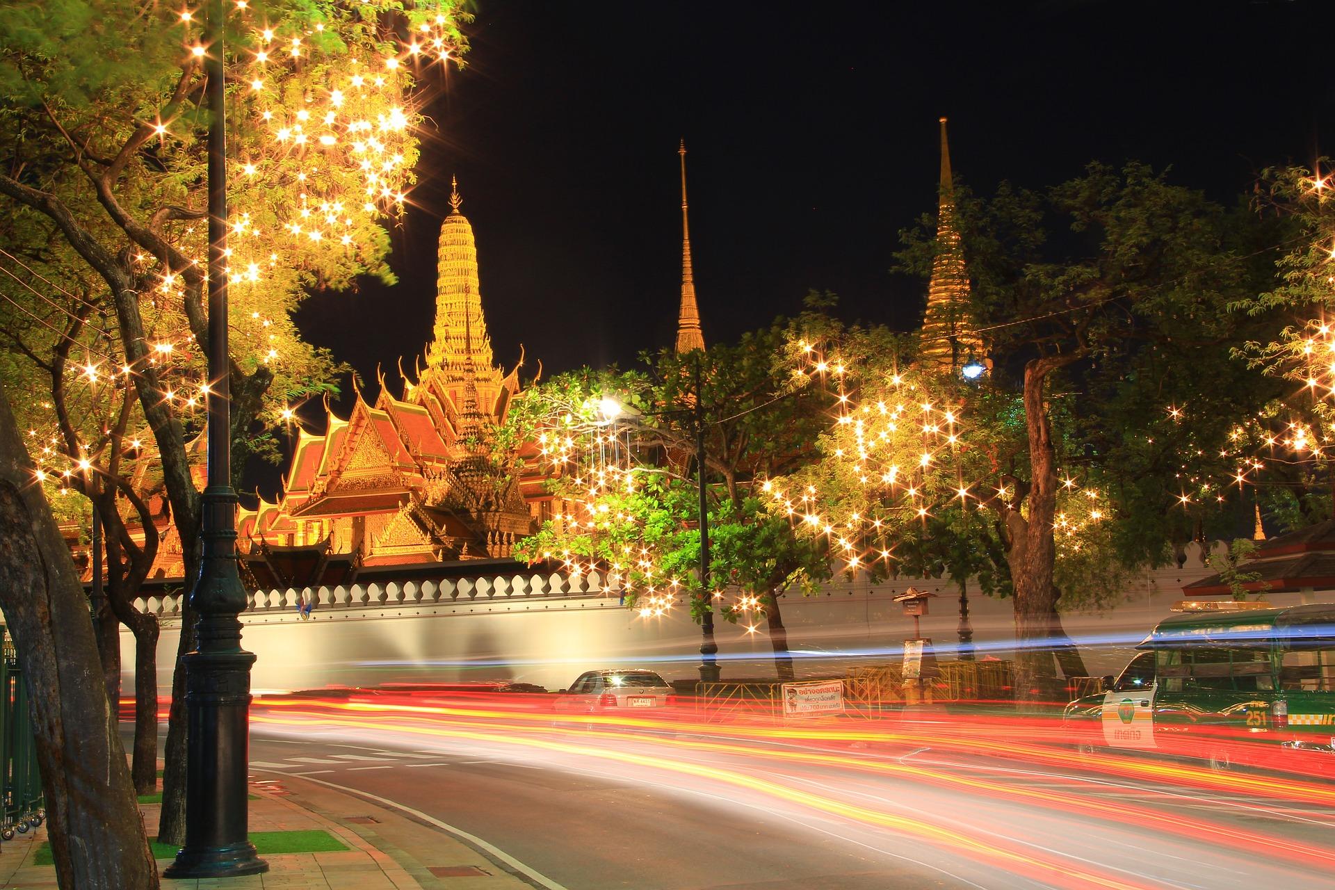 Bangkok, Świątynia Szmaragdowego Buddy