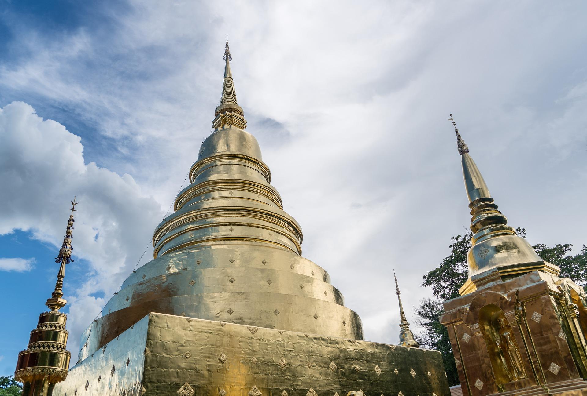 Chiang Mai, Świątynia Wat Phra