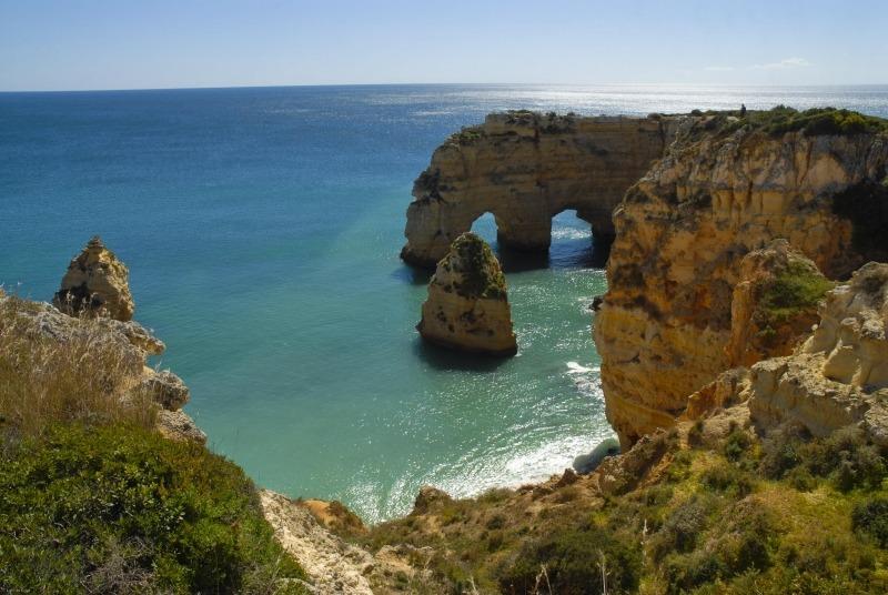 Praia da Marinha- fot Algarve Tourism- sm- web