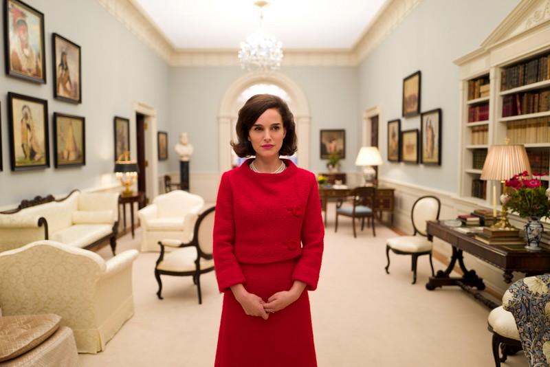 Natalie Portman jako legendarna JACKIE Kennedy