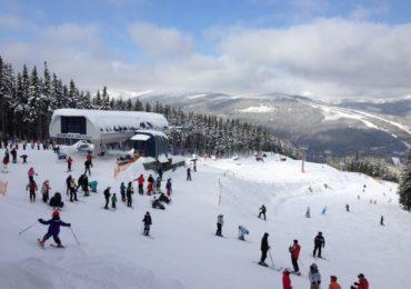 Szpindlerowy Młyn w Czechach przywitał już narciarzy