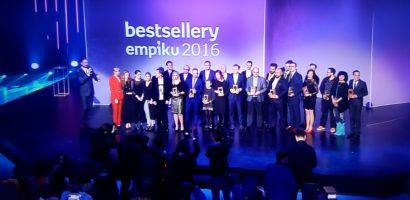 Bestsellery Empiku 2016 przyznane