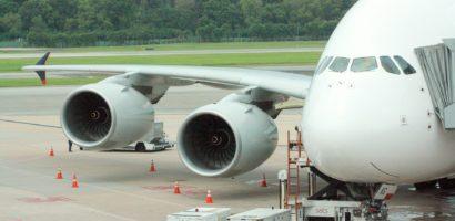 Olbrzymi Airbus A380 wyląduje w Warszawie
