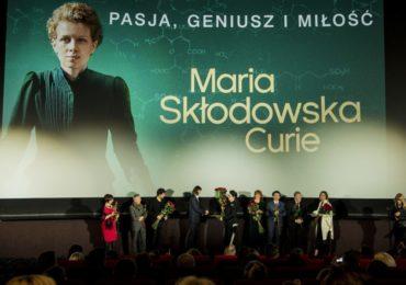 Plejada sław na premierze filmu MARIA SKŁODOWSKA-CURIE