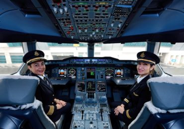 Poznajcie kobiety z lini lotniczej Emirates