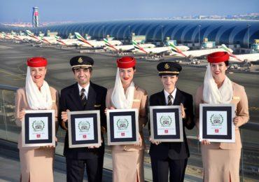 Emirates najlepszą linią lotniczą na świecie według plebiscytu TripAdvisor