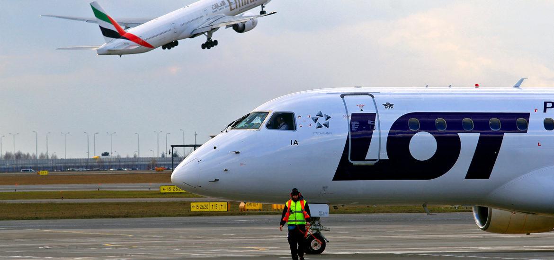 Lotnisko Chopina przygotowane do szczytu wakacyjnego – rekordy ruchu pasażerskiego