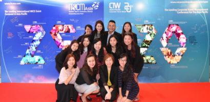 Rozpoczęcie jubileuszowych edycji IT&CMA i CTW Asia-Pacific 2017 w Bangkoku