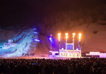 Zimowe imprezy w Dolinie Stubai, Austria